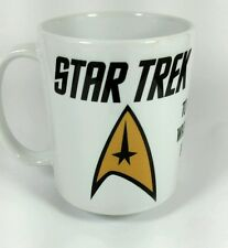 Star Trek The Original Series Logo Gift Mug