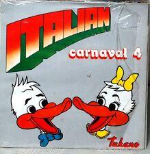 "ITALIAN CARNAVAL -  TUKANO  -  1 - 2 - 4 -12"" N. 2676 - 2677 - 3752"