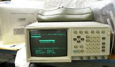 HP Agilent 8175A DIGITAL SIGNAL GENERATOR DATA/WAVEFORM DISPLAY SCREEN 2 MANUALS