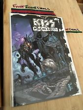 1997 KISS PSYCHO CIRCUS COMIC BOOK ISSUE 8 IMAGE COMICS FIRST PRINTING NEW!