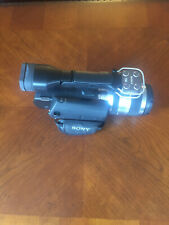 Sony NEX-VG10 Camcorder with 18-200mm f/3.5-6.3 Power Zoom Lens (Used)