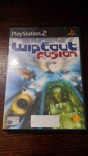 Wipeout Fusion (Sony Playstation 2) PS2 Racing WipEout Complete
