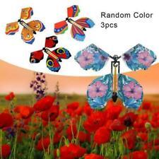Magic Flying Butterfly Prank/Greeting Card Birthday Anniversary/Xma Wedding Gift