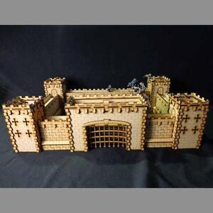 TTCombat - Fantasy Scenics - Castle Set - Great for Wargames