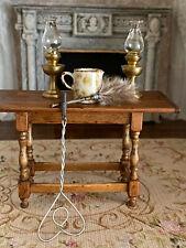 Vintage Miniature Dollhouse Primitive Alex Mikeljohn Pitcher & Home Decor Items