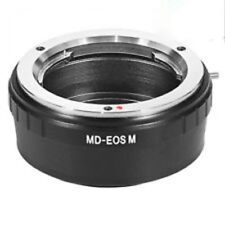Minolta MD MC mount lens to Canon EOS M M2 EF-M mount camera adapter