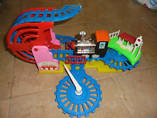 """Vintage 70's """" le petit train circulaire"""" made in Greece! New!"""