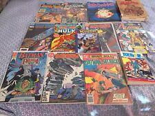 Comic Book Collection Lot of 13 Comics Manga Books