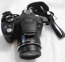 Canon PowerShot SX50 HS 12.1 MP 50x Digital Camera W/ ACCESSORIES Used Little