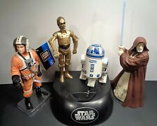 Star Wars Figurines collection set, Talking Coin Bank