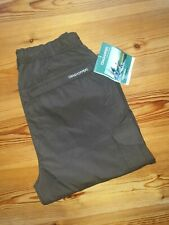 Craghoppers Women's Basecamp Trousers Size 8 R.Colour Dark Saddle BNWT