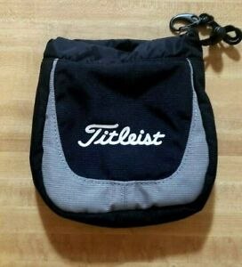 Titleist Pouch Wrench Weights & Balls Bag