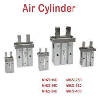 SMC MHZ2-10D - 40D Pneumatic Parallel Air Gripper Single Acting Universal
