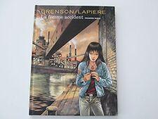 LA FEMME ACCIDENT T1 EO2008 TBE/TTBE GRENSON LAPIERRE EDITION ORIGINALE  DD1