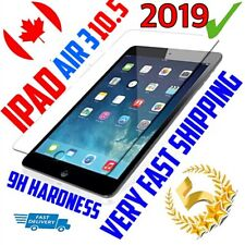 For iPad Air 3 2019 10.5 Screen Protector Tempered Glass ULTRA CLEAR -Fast Ship