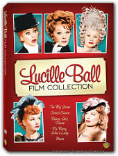 The Big Street, Dance Girl Dance, Mame Du Barry Was A Lady Critcs Choice DVD New