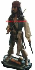 JACK SPARROW POTC * LIMITED 1:1 FULL-LIFE-SIZE STATUE * MUCKLE * OXMOX * RARE