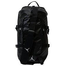 NIKE AIR JORDAN TOP LOADING DUFFLE BAG  806369 010  BLACK  retail $120
