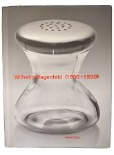 Wilhelm WAGENFELD Bauhaus Modernist Industrial Design WMF Lighting Glass ENGLISH