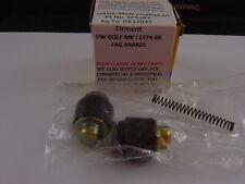 VW GOLF MK I 1.1/1.3/1.5/1.6 REAR WHEEL CYLINDER KIT 20.6mm GIRLING/FAG SP5183