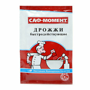 Fast-acting yeast TM Saf-moment 11 g*5 pc