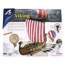 Artesania Latina Viking Ship Model Set (échelle 1:75) 19001 New