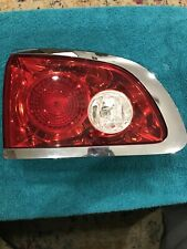 08 - 12 Enclave Inner Gate Trunk DRIVER Side Tail Light Used Rear Lamp B1291