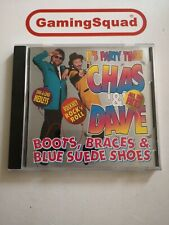 Chas & Dave, Boots, Braces & Blue Suede Shoes CD, Supplied by Gaming Squad