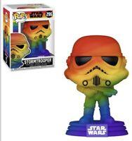 *Read Preorder June/July Funko Pop!* Stormtrooper Pride Rainbow Figure PREORDER