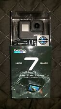 GoPro HERO7 Black 12 MP Waterproof 4K Camera Brand New Factory Sealed!