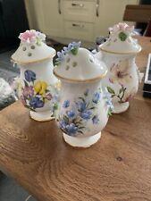 3 x Royal Stratford Scented Garden Pot Pourri collection
