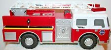 Tonka Toy Fire Truck Red Lights & Sounds  Ladder Hasbro 2011