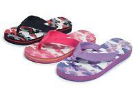 Brand New Children's Kids Boys Girls Sandals Flip Flops Thongs Casual Camouflage