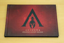Assassin's Creed Odyssey artbook Art book buch PS4 Xbox One Ubisoft