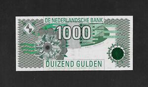 aUNC / UNC- 1000 guldens 1994 NETHERLANDS