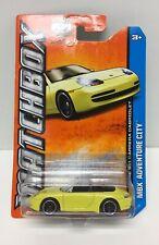 Matchbox Yellow Porsche 911 Carrera Cabriolet Die-cast Car NOS 2013