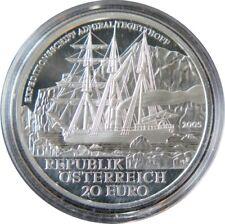 291 - 20 EUROS AUTRICHE 2005 - Expédition Polaire