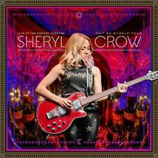Sheryl Crow Live at the Capitol Theatre 2 CD & BLU-RAY All Regions NEW