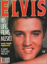 Elvis August 16 1977 Missing Fold out pinups has poster  EX 112715DBE
