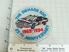 Diehard 500 #3 Goodwrench Racing Car 25th Anniversary RacePatch Vintage