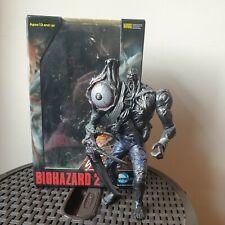 Resident Evil 2 William Birkin Figure Moby Dick Toys Rare Biohazard 2