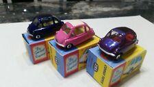 CORGI TOYS.  HEINKEL BUBBLE CAR x 3