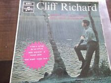 CLIFF RICHARD goodbye sam  hello HEBREW COVER ISRAELI EP