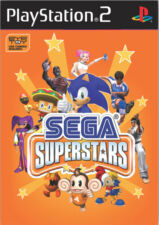 Sega Superstars (Sony PlayStation 2, 2004, DVD-Box) guter Zustand