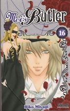 MEI'S BUTLER tome 16 Riko Miyagi Manga VF shojo