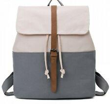 School Backpack For Teenage Girls Backpacks Women Solid Casual Bagpack Female