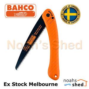BAHCO Folding Foldable Pruning Saw Tree Garden Pruner EXPERT 190mm PG-72