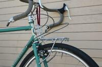 Nitto 32F Front Pannier Touring Rack Trekking Rivendell Campee CroMo Japan Made