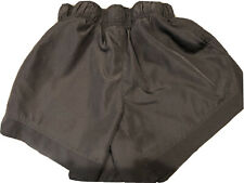 Athletic Works Womens Active Running Polyester Shorts Black Size XS 0-2