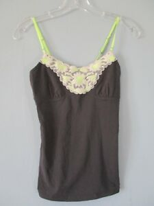 American Eagle Outfitters Women's Size XS Sleeveless Lace Trim Camisole